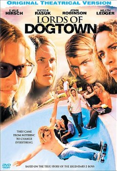 Lords of Dogtown cover image