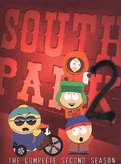 South Park. Season 2 cover image