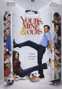 Yours, mine & ours cover image
