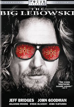 The big Lebowski cover image