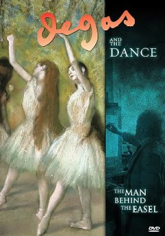 Degas and the dance the man behind the easel cover image