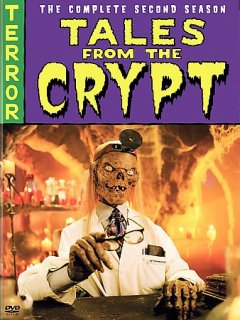Tales from the crypt. Season 2 cover image