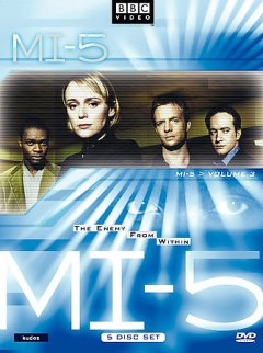 MI-5. Season 3 cover image