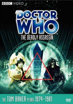 Doctor Who. Story 88, The deadly assassin cover image