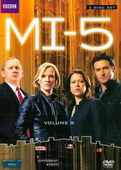 MI-5. Season 8 cover image