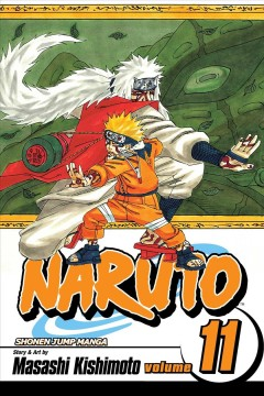 Naruto. 11,   Impassioned efforts cover image
