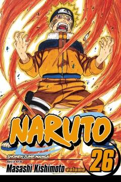 Naruto.  26,   Awakening cover image