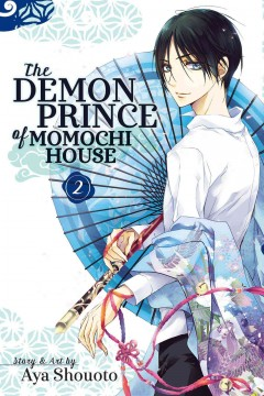 The demon prince of Momochi House. 2 cover image
