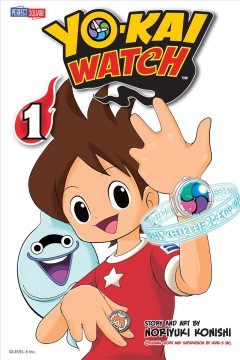 Yo-kai watch. 1, Nate's lucky day cover image