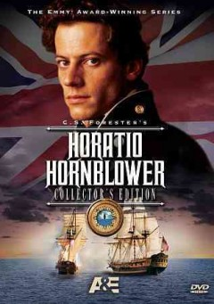 C.S. Forester's Horatio Hornblower cover image