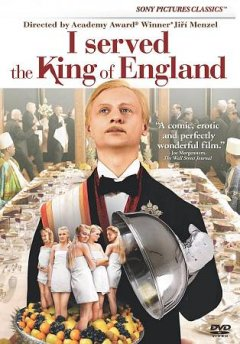 I served the king of England cover image
