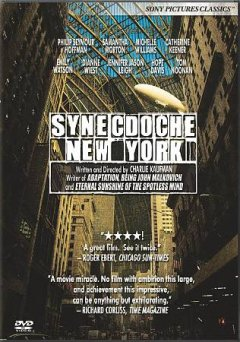Synecdoche, New York cover image