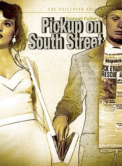 Pickup on South Street cover image