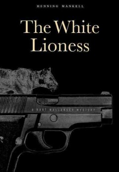 The white lioness : a mystery cover image