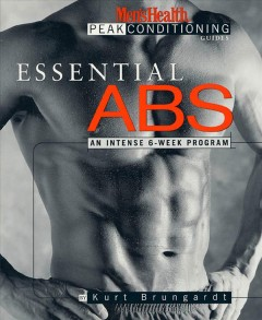 Essential abs : an intense 6-week program cover image