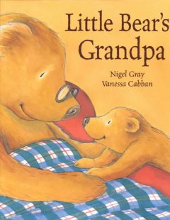 Little Bear's grandpa cover image