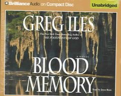 Blood memory cover image
