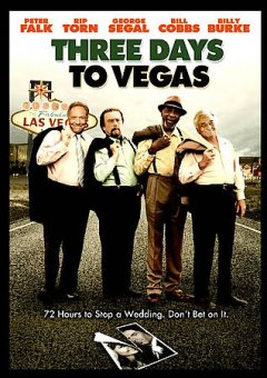 Three days to Vegas cover image