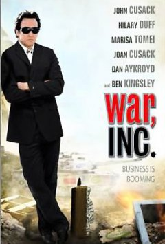 War, Inc cover image