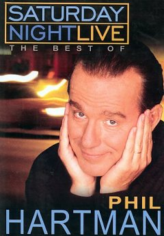Saturday night live. The best of Phil Hartman cover image