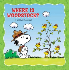 Where is Woodstock? cover image