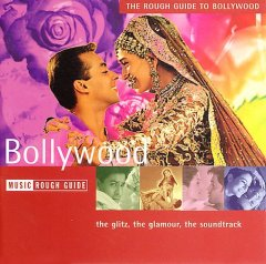 Bollywood music rough guide cover image