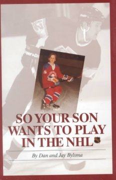 So your son wants to play in the NHL? cover image