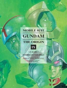 Mobile suit Gundam, the origin. 9, Lalah cover image