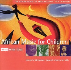 African music for children cover image