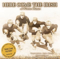 Here come the Irish of Notre Dame cover image