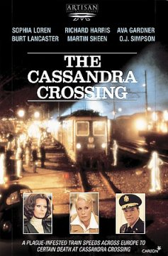 The Cassandra crossing cover image