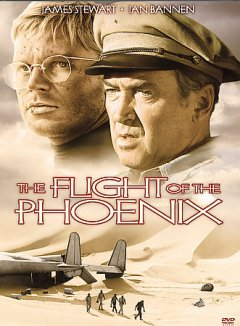 The flight of the Phoenix cover image