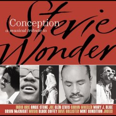 Conception an interpretation of Stevie Wonder's songs cover image