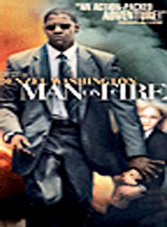 Man on fire cover image