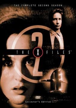 The X-Files. Season 2 cover image