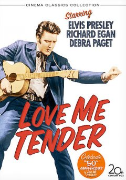 Love me tender cover image