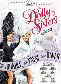 The Dolly Sisters cover image