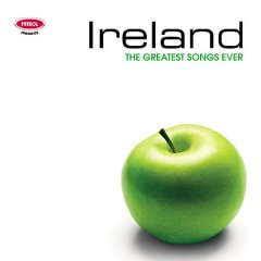 Ireland the greatest songs ever cover image