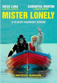 Mister Lonely cover image