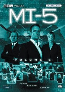 MI-5. Season 6 cover image