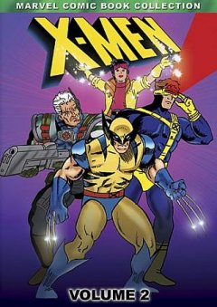 X-Men. Volume 2 cover image