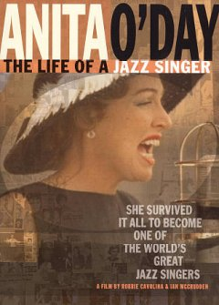 Anita O'Day the life of a jazz singer cover image