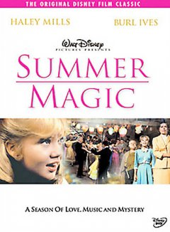 Summer magic cover image