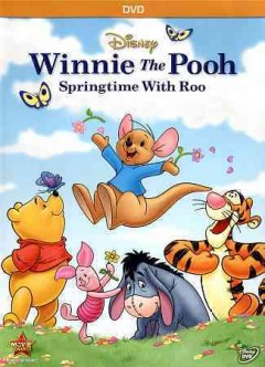 Winnie the Pooh. Springtime with Roo cover image