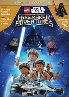 Lego star wars the freemaker adventures. Season two cover image