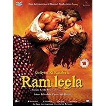 Goliyon ki raasleela Ram-Leela cover image