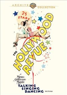 The Hollywood revue of 1929 cover image