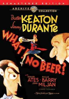 What! No beer? cover image
