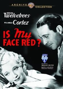 Is my face red? cover image