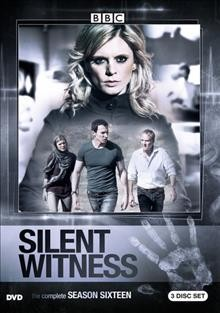 Silent witness. Season 16 cover image